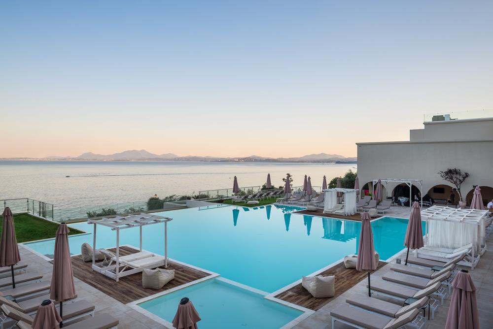 Images of the Resort   Golden Mare Barbati Hotel